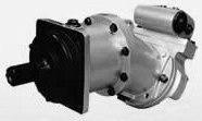 Гидронасос-мотор МН 250/160 аксиально-поршневой, нерегулируемый с клапанной коробкой