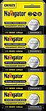 Элемент питания NBT-CR2025-BP5 94 764 Navigator, фото 2