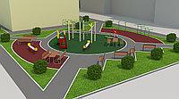 Обустройство детских площадок для детских садов и жилых комплексов, фото 1
