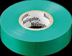 Изолента NIT-B15-10/G зеленая 71 232 Navigator