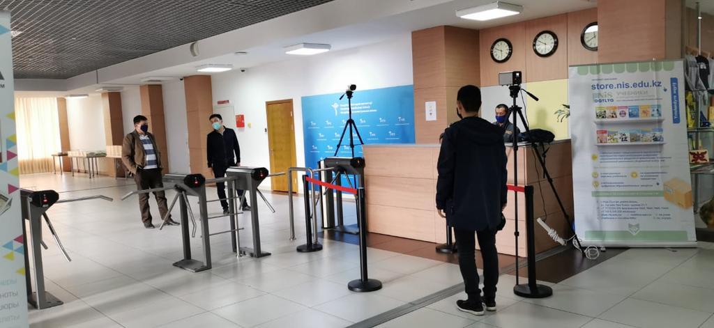 """АОО """"Назарбаев Интеллектуальные школы"""" 1"""