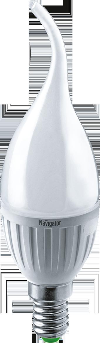 Лампа NLL-P-FC37-5-230-4K-E14-FR 61 026 Navigator