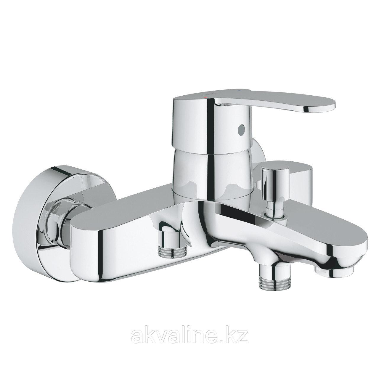 Комплект смеситель для ванны Eurostyle Cosmopolitan, душевая система NTempesta 200