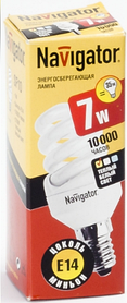 Лампа NCL-SF10-07-840-E14 94 096 Navigator