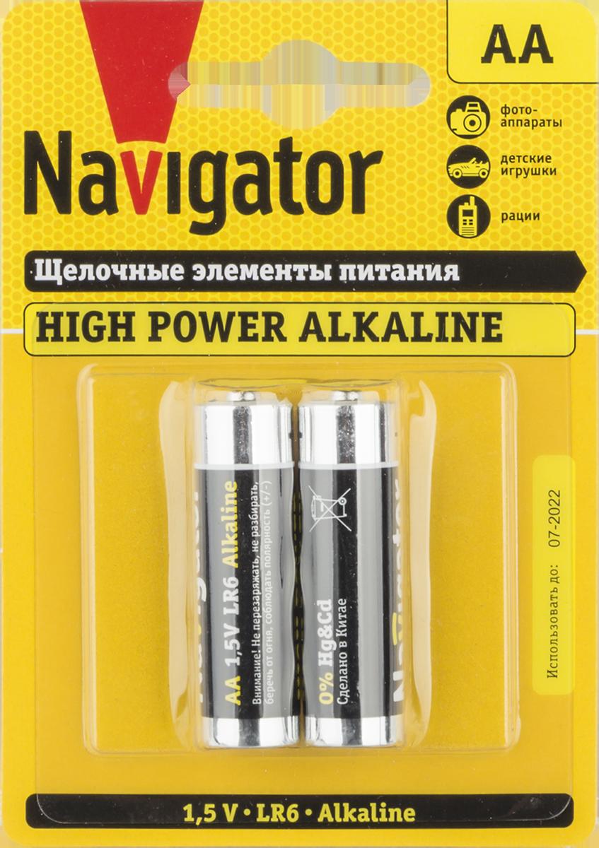 Элемент питания NBT-NE-LR6-BP2 94 752 Navigator