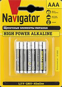 Элемент питания NBT-NE-LR03-BP4 94 751 Navigator