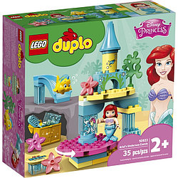 10922 Lego Duplo Подводный замок Ариэль, Лего Дупло