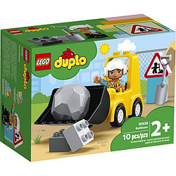 10930 Lego Duplo Бульдозер, Лего Дупло