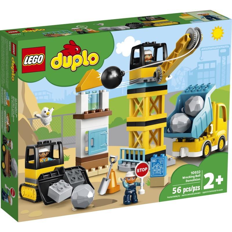 10932 Lego Duplo Шаровой таран, Лего Дупло