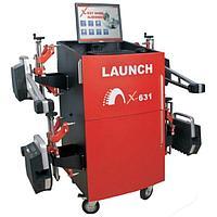 Стенд для регулировки развала-схождения колес автомобилей LAUNCH X-631