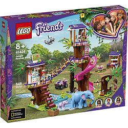 41424 Lego Friends Джунгли: штаб спасателей, Лего Подружки
