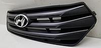 Решетка радиатора Hyundai Creta 2016