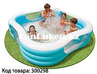 Надувной детский бассейн Intex 57495 (229* 229 *56 см)
