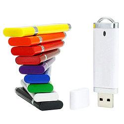 Промо флешка пластиковая 2, 4, 8, 16, 32, 64 гб (зажигалка)