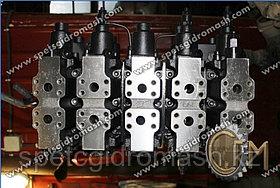 Гидрораспределитель ГР-520 экскаватора ЕК-18, ЕК-12, ЕК-14