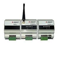 Концентратор Тепловодомер AT-WMBUS-GSM