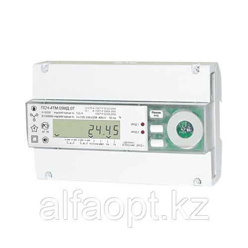 Счетчик электроэнергии ПСЧ-4ТМ.05МД.19
