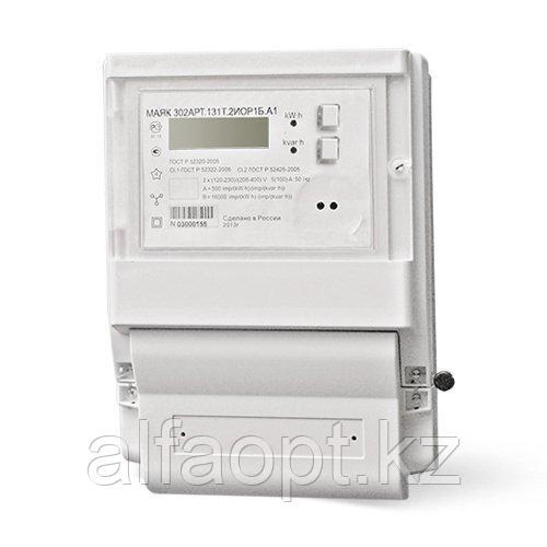 Счетчик электроэнергии МАЯК 302АРТД.253Ш.2ИОПЖ2Б.A1