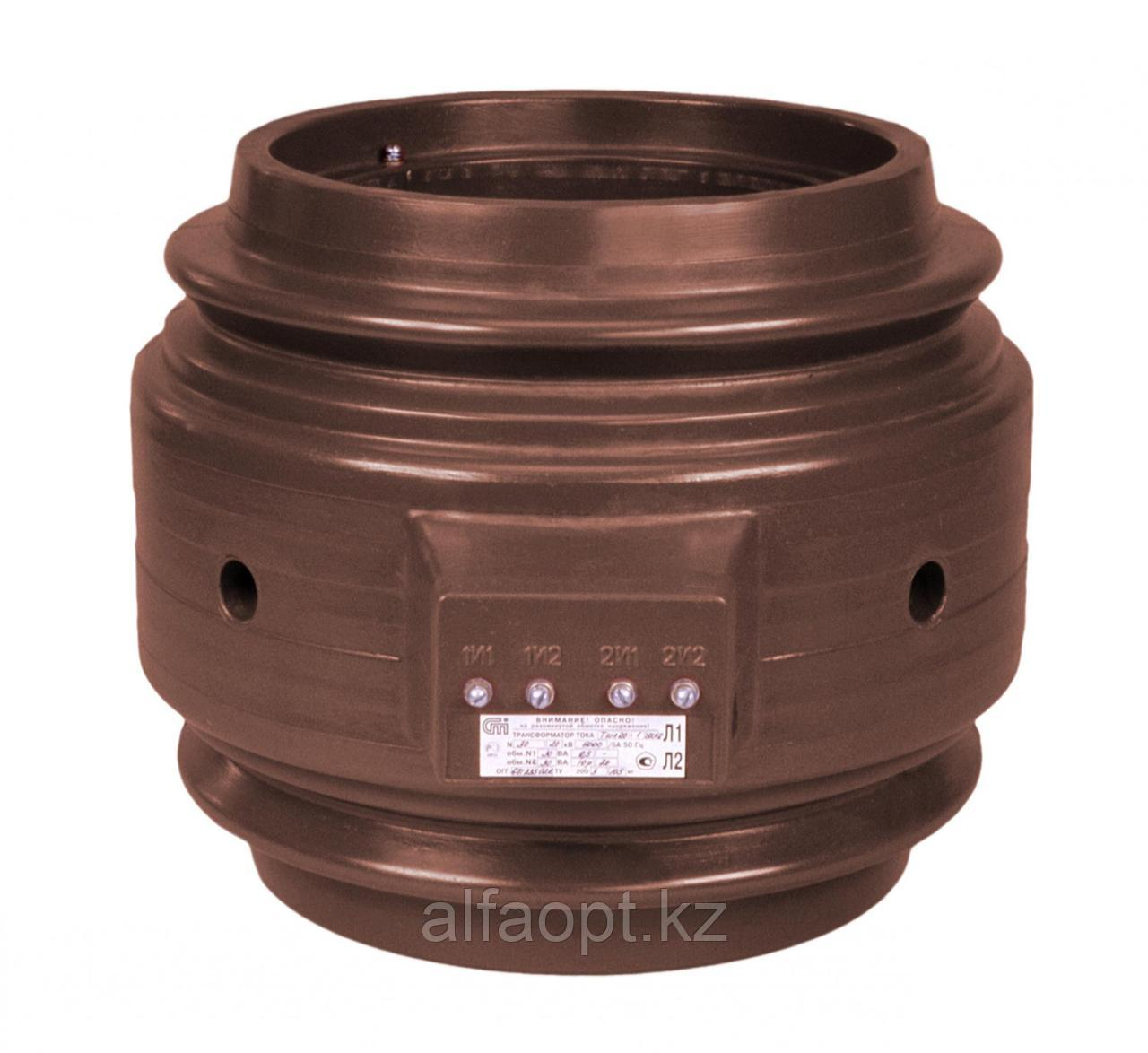Опорно-проходной трансформатор тока ТШЛ-20-I