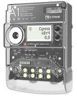 «Умный» электросчетчик «A1» с модемом «СТРИЖ» (RS-485 9600 8N1)