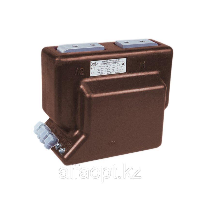 Опорный трансформатор тока ТОЛ-10-I-3