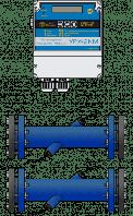 Расходомер Логика УРЖ2КМ модель 2 DN32 (Двухканальный)