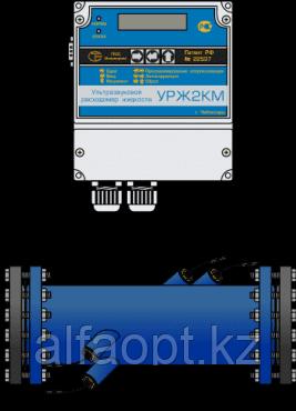 Расходомер Логика УРЖ2КМ модель 2 DN80 (Одноканальный по двум хордам)