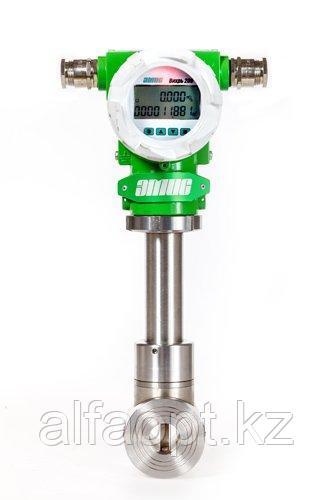 Вихревой расходомер ЭМИС-ВИХРЬ (ЭВ-200-Вн-025-А-Г-Н-С-1.6-250-А-ГП пр. расхода вихревой (с КМЧ))