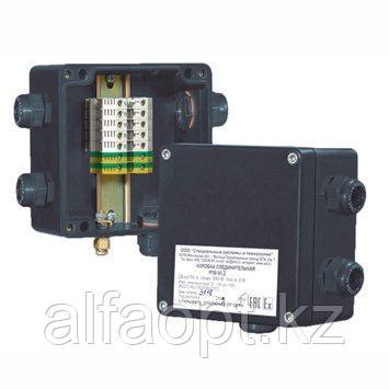 Коробка соединительная РТВ 602-2Б/1П/2РШ