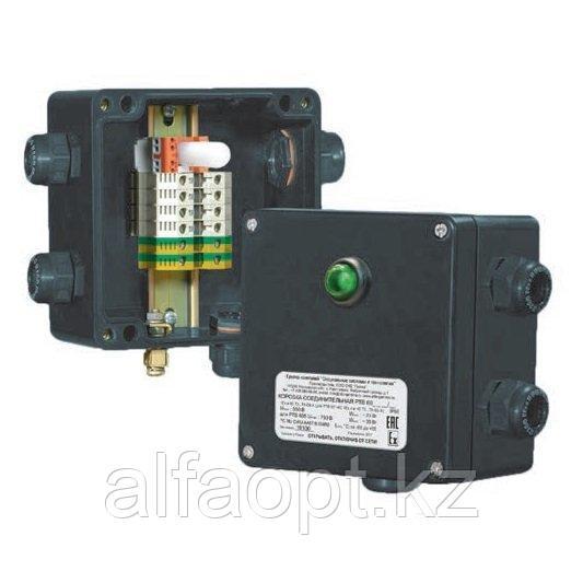 Коробка соединительная РТВ 602-2Б/3П-ИС