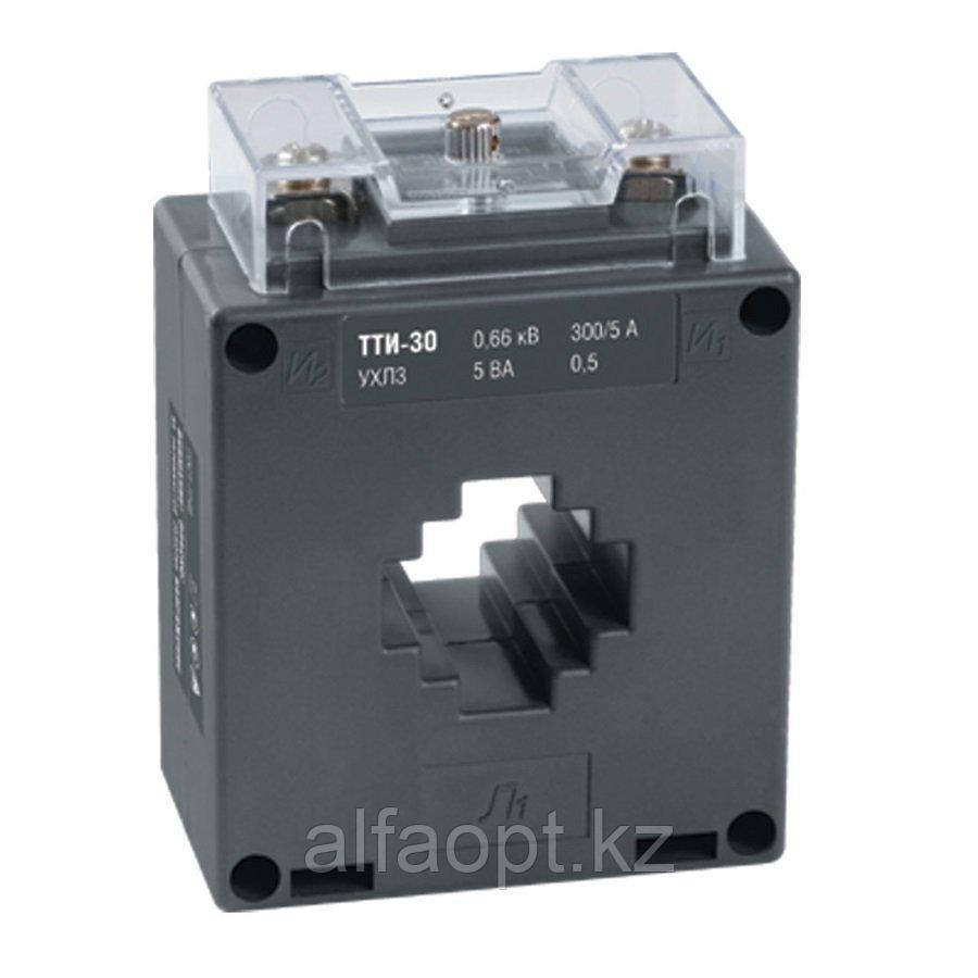 Трансформатор тока ТТИ-30 200/5А для УЗДР-8 200А
