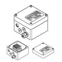 Соединительная коробка JBU-100E (Eex e)