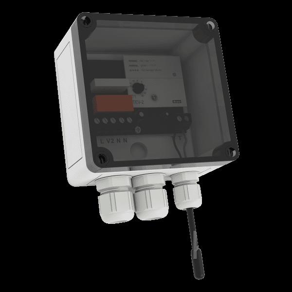 Одноуровневый термостат TEV-2