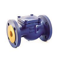 Обратный клапан чугунный подъемный Reon RSV33 (DN 80)