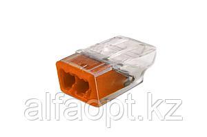 Клемма зажимная Fixprovod (2-проводная 2273-202)