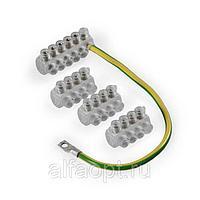Комплект клеммников для сетей уличного освещения SV 15 (TS-4)