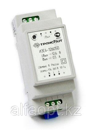 Импульсный источник питания для расходомеров Термотроник на DIN-рейку (ИЭС6-126060)
