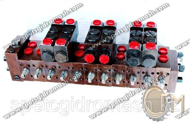 Гидрораспределитель РМ-12 (11-ти секционный) для коммунальной техники и автокранов (аналог РХ-346)