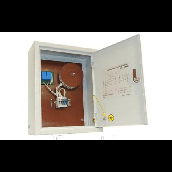 Фильтр сетевой однофазный NF11-50