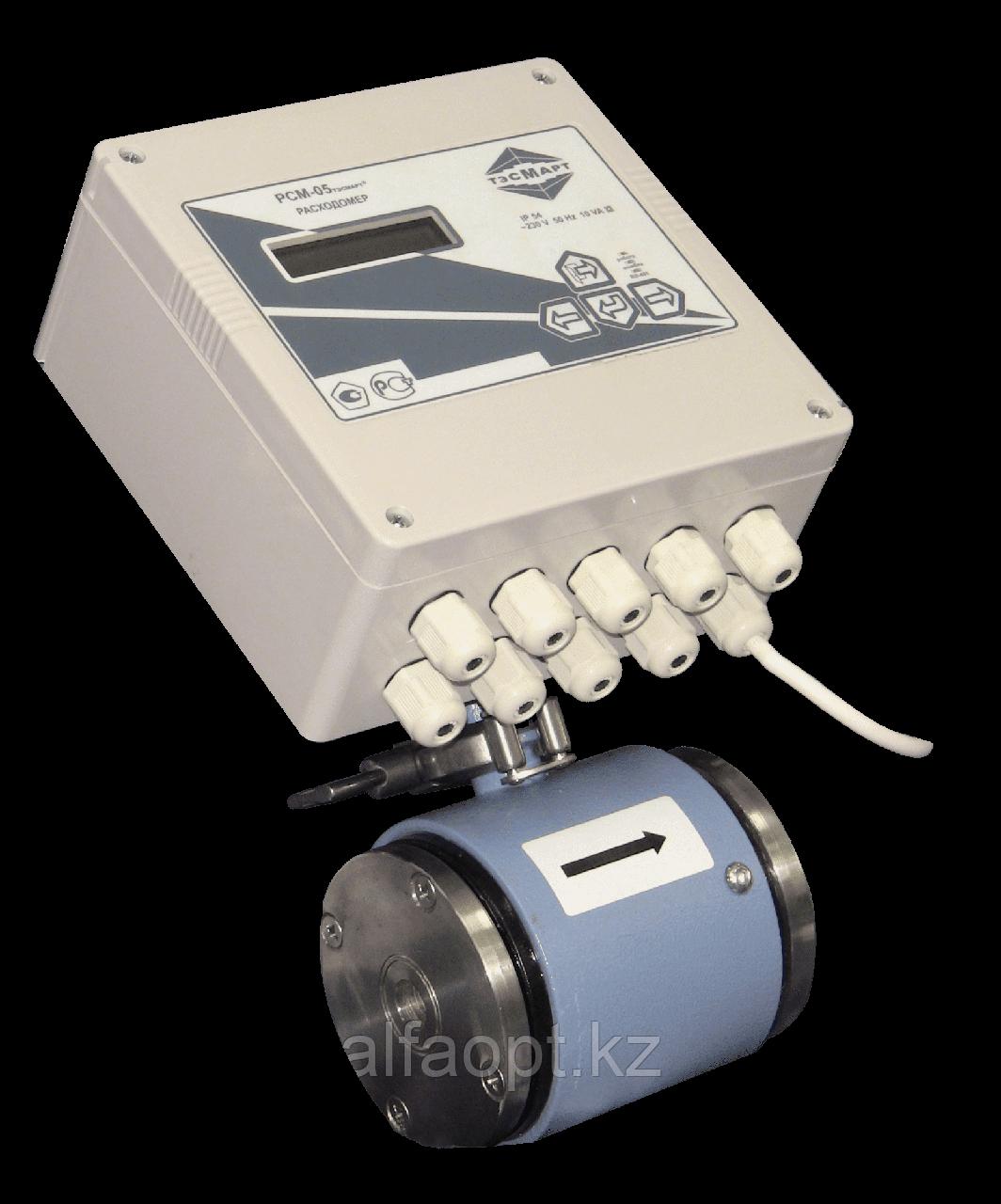 Многоканальный электромагнитный расходомер ТЭСМАРТ-РХ Ду80 (2Р; резьба)