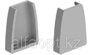 Заглушка для профиля Geniled для стекла 12058 (Без отверстия)