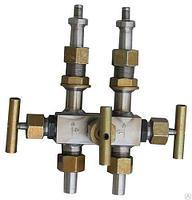 Комплект монтажных частей с вентильным блоком  (ДД03 )