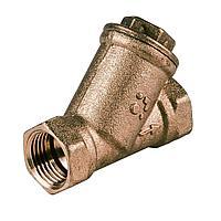 Фильтр сетчатый латунный, БАЗ (Ду-40)