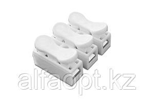 Клемма Fixprovod с cамозажимными контактами N-PE-L (3-проводная)