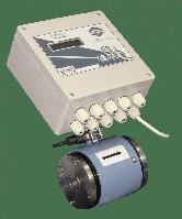Многоканальный электромагнитный расходомер ТЭСМАРТ-РХ Ду65 RS232 (2Р; резьба)
