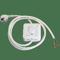 Терморегулятор ТР-03.1ПР на проводе с разветвителем