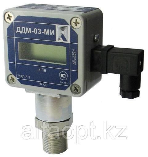 Датчик давления ДДМ-03МИ-2,5ДД-12 (2,5;1,6; 1кПА)