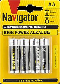 Элемент питания NBT-NE-LR6-BP4 94 753 Navigator