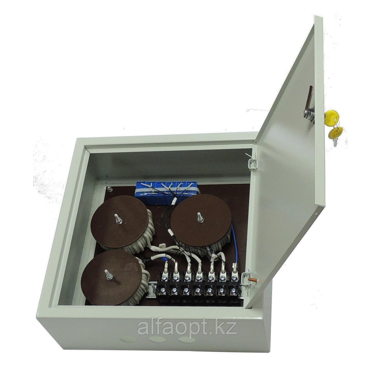 Фильтр сетевой Матрица трехфазный NF 33-50