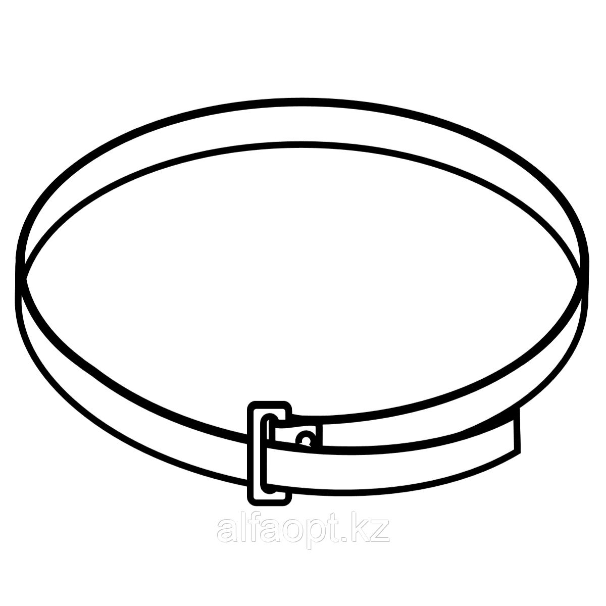 Хомут для крепления кронштейнов к трубе PB125 (50шт./уп.)